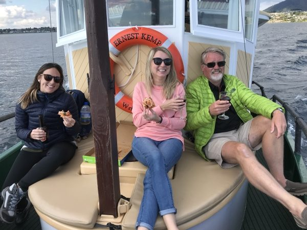Lake Taupo Cocktail Cruise