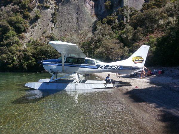 Taupo Floatplane Lake Taupo