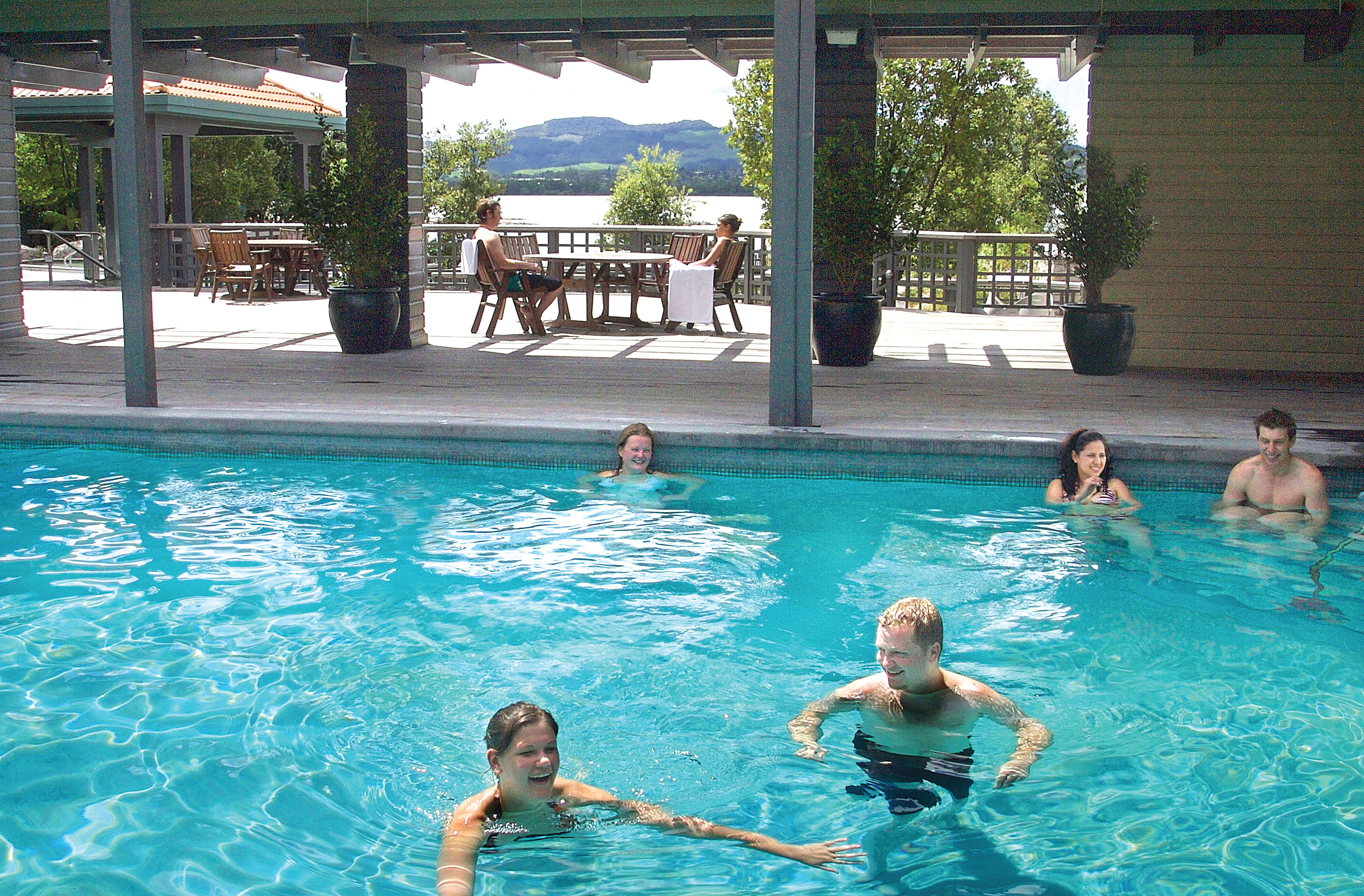 Adult Pools - Polynesian Spa Passes | Buy Online
