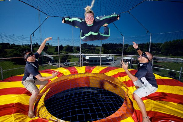 Rotorua Activity Passes are a Great Christmas Present - Rotorua Thrills and Spills Pass - Book Online - SWOOP
