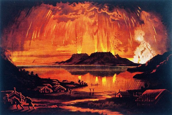 Learn the history of the pink and white terraces and Mt. Tarawera eruption. Book Online