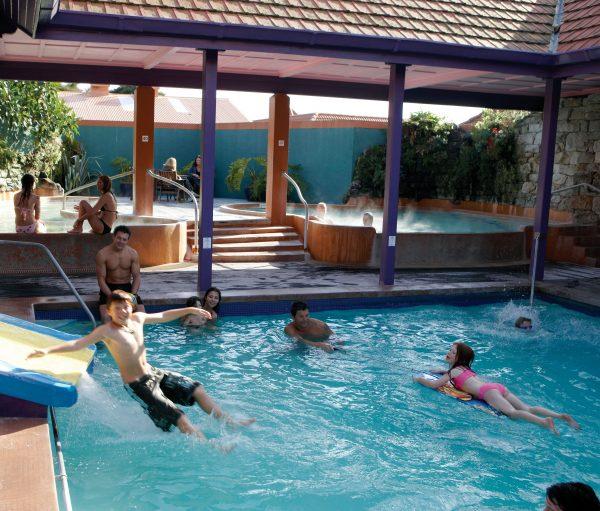 Polynesian Spa Family Spa   Book Online