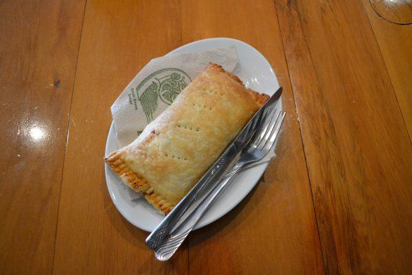 Whakarewarewa Hangi Pie