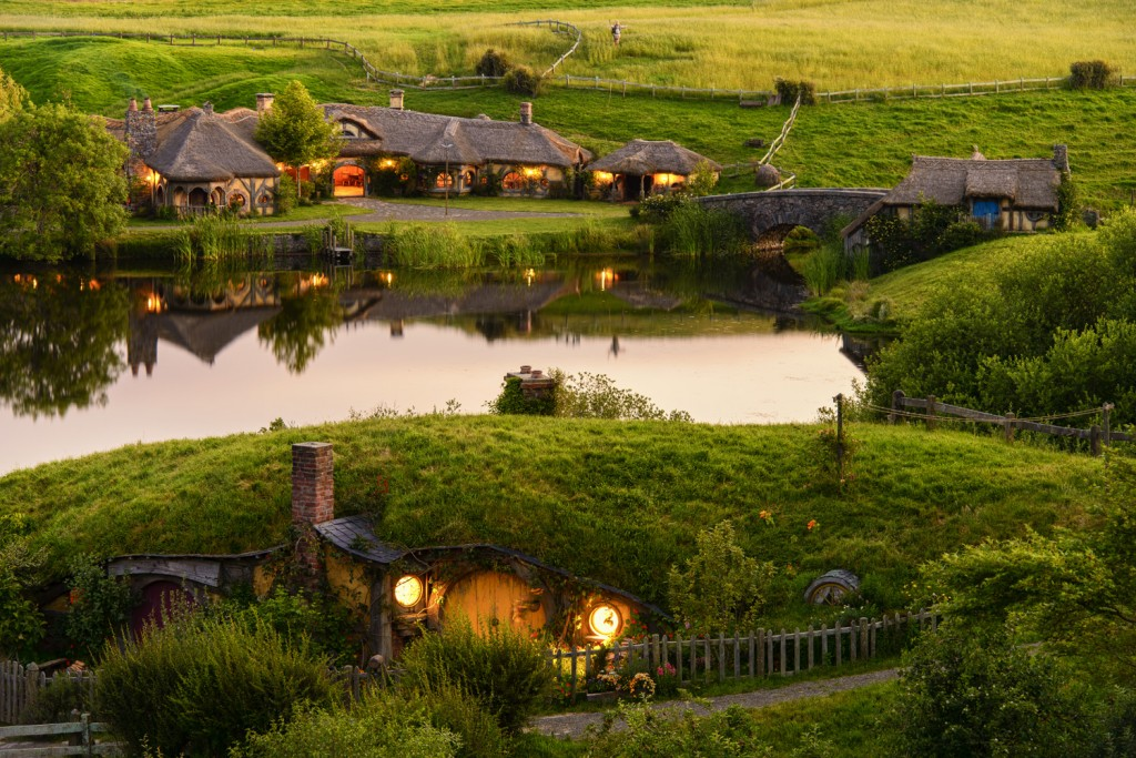 Lord Of The Rings Movie Set Tour