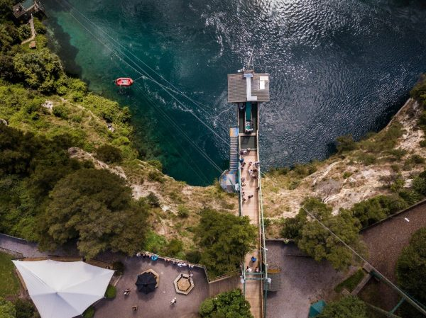 Taupo Bungy and Extreme Swing