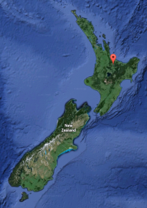 Rotorua - Map of New Zealand - Rotorua super passes