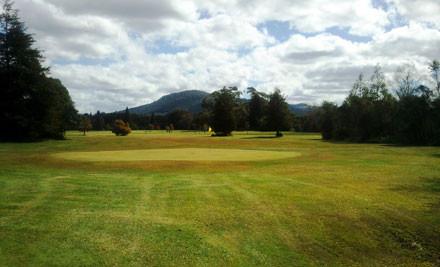 Motutara Golf Course