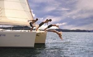 Rotorua's Lakes - Diving into Lake Rotoiti with Pure Cruise