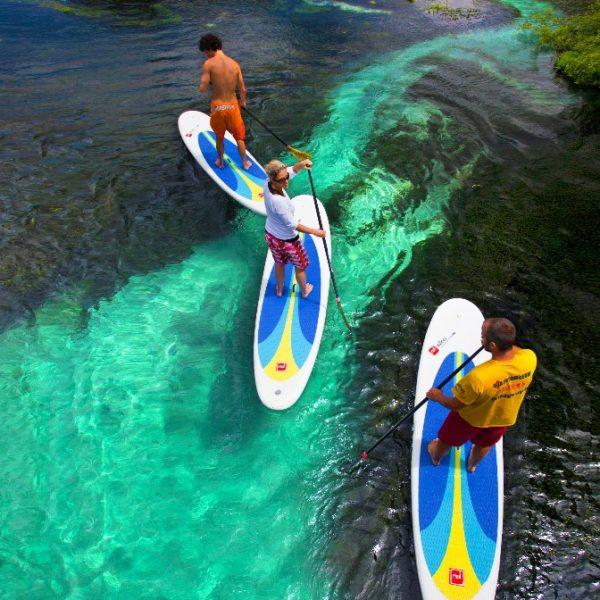 Rotorua Super Passes, Stand Up Paddlers