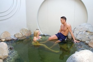 Private Pools at The Polynesian Spa Rotorua - Book Online