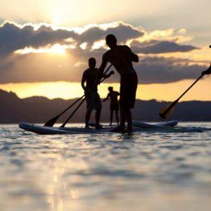 Rotorua Super Passes - Sunrise Paddle