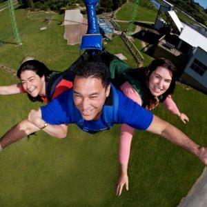 Rotorua's Accommodation Deals - Velocity Valley Rotorua Family Pass - Book Online