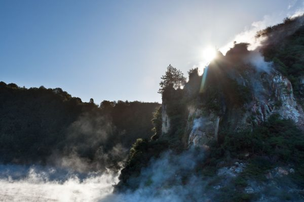 Waimangu Volcanic Valley - Geothermal Attractions in Rotorua