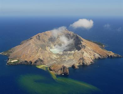 Floatplane to White island and Mt Tarawera ride- Book Now