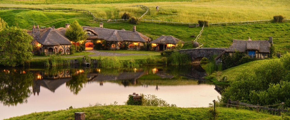 Hobbiton Movie Set - Book Rotorua attractions online