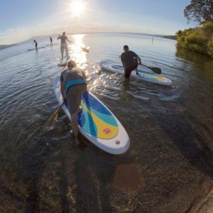 Rotorua Super Passes - SUP Stand up paddle tour