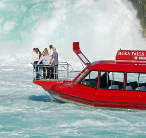 Huka Falls River Cruise Taupo