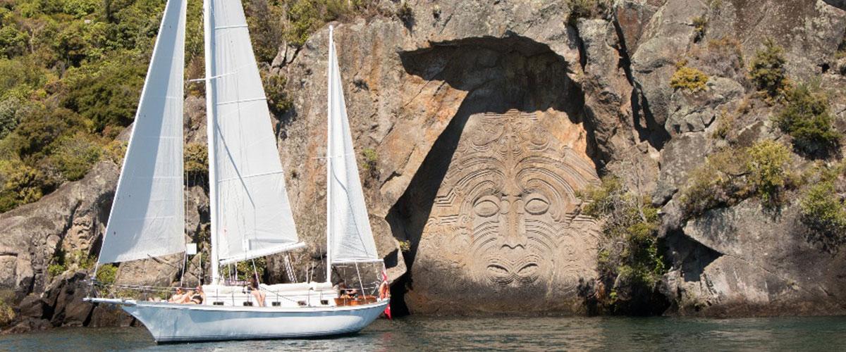 Sail Barbary Taupo