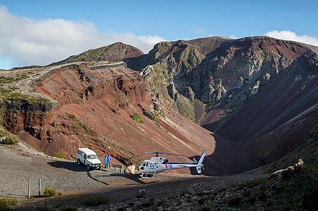 Mount-Tarawera-Helicopter-Tour-Volcanic-Landing-Rotorua-Superpasses