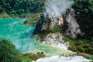 A weekend visit is not complete with out a trip to Waimangu Volcanic Valley